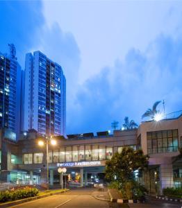 Aston Rasuna, Apartmánové hotely  Jakarta - big - 32