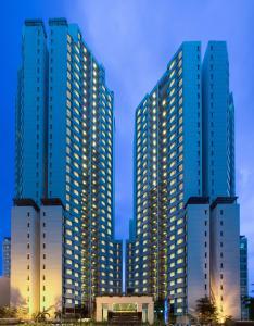 Aston Rasuna, Apartmánové hotely  Jakarta - big - 1