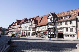 Apartmenthaus Seiler, Apartmány  Quedlinburg - big - 75