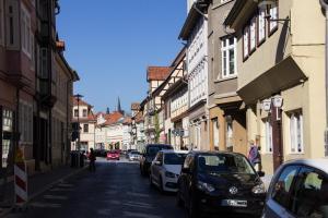 Apartmenthaus Seiler, Apartmány  Quedlinburg - big - 78