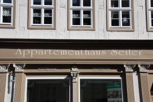 Apartmenthaus Seiler, Apartmány  Quedlinburg - big - 79