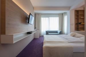 City Park Hotel, Hotely  Skopje - big - 49