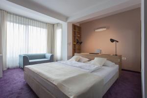 City Park Hotel, Hotely  Skopje - big - 52