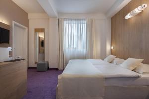 City Park Hotel, Hotely  Skopje - big - 57