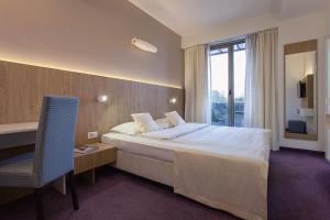 City Park Hotel, Hotely  Skopje - big - 58