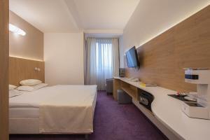 City Park Hotel, Hotely  Skopje - big - 59