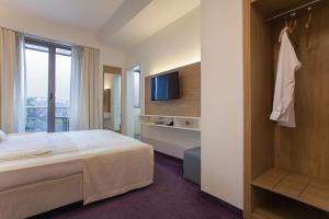 City Park Hotel, Hotely  Skopje - big - 61