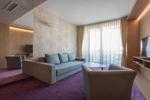 City Park Hotel, Hotely  Skopje - big - 38