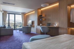 City Park Hotel, Hotely  Skopje - big - 41