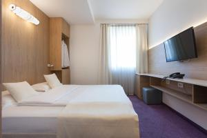 City Park Hotel, Hotely  Skopje - big - 19