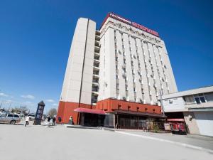 Гостиница Октябрьская, Самара