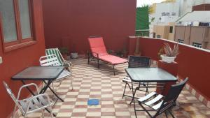 Hostal 7 Soles, Гостевые дома  Лас-Пальмас-де-Гран-Канария - big - 39