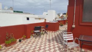 Hostal 7 Soles, Гостевые дома  Лас-Пальмас-де-Гран-Канария - big - 38
