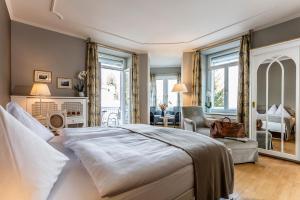Romantik Hotel Schweizerhof, Hotels  Flims - big - 48