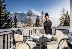 Romantik Hotel Schweizerhof, Hotels  Flims - big - 58