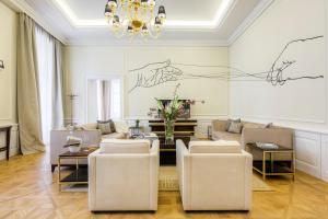 Residence Wollzeile, Apartmány  Vídeň - big - 6