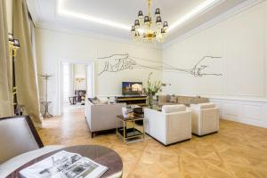 Residence Wollzeile, Apartmány  Vídeň - big - 52