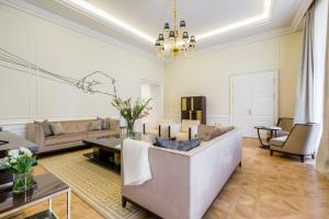 Residence Wollzeile, Apartmány  Vídeň - big - 9