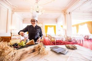 Romantik Hotel Schweizerhof, Hotels  Flims - big - 64