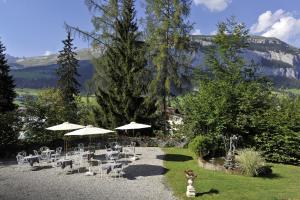 Romantik Hotel Schweizerhof, Hotels  Flims - big - 69