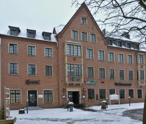 Stadt-gut-Hotel Hövelmann's Restaurant und Hotel, Hotely  Xanten - big - 25