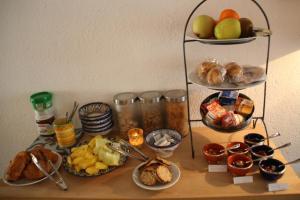 Bed &Breakfast Casa El Sueño, Vendégházak  Arcos de la Frontera - big - 12