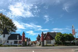 Camelot Motor Lodge - Christchurch