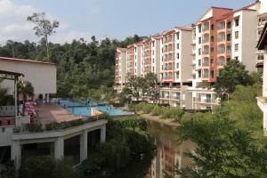 Caribbean Bay Resort @ Bukit Gambang Resort City, Resorts  Gambang - big - 19