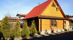 Alex House, Prázdninové domy  Borovlyany - big - 32