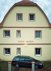 Pension Villa Maria - Hŭrky