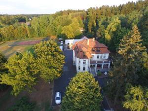 3 hvězdičkový hotel Vila Olga Jevany Česko