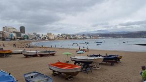 Hostal 7 Soles, Vendégházak  Las Palmas de Gran Canaria - big - 41