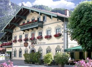 Gasthof Falkenstein - Metzgerei Schwaiger - - Brannenburg