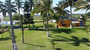 Hotel y Balneario Playa San Pablo, Отели  Монте-Гордо - big - 179