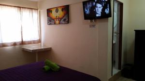 Hotel y Balneario Playa San Pablo, Отели  Монте-Гордо - big - 180