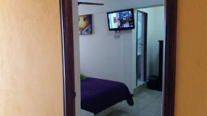 Hotel y Balneario Playa San Pablo, Отели  Монте-Гордо - big - 182