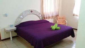 Hotel y Balneario Playa San Pablo, Отели  Монте-Гордо - big - 183