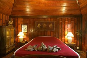 Terres Rouges Lodge, Hotels  Banlung - big - 182