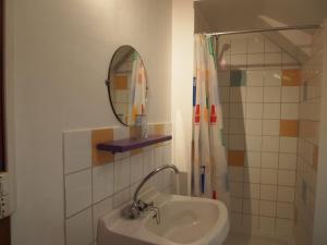 Chambres et Tables d'hôtes à l'Auberge Touristique, Bed and breakfasts  Meuvaines - big - 31