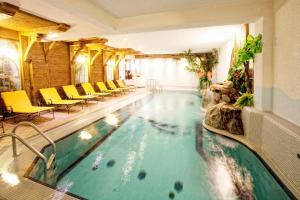 Hotel Hubertushof - Ihr Hotel mit Herz, Hotely  Leutasch - big - 26