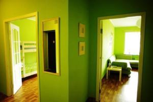 Hostel Parkoviy - Belomestnoye