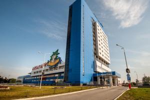 Отель Атлантик by USTA Hotels, Екатеринбург
