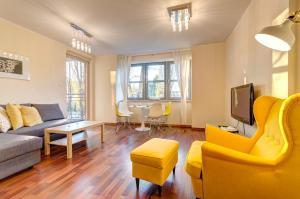 Dom & House - Apartamenty Kamienice Nad Motławą