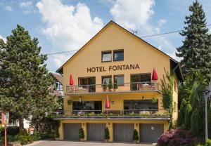 Hotel Fontana - Burgbrohl