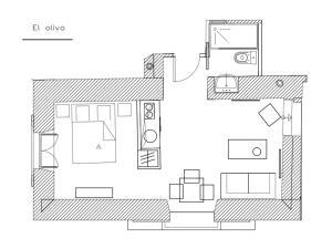 Apartamentos Casa del Aceite, Apartmány  Córdoba - big - 36