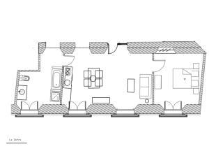 Apartamentos Casa del Aceite, Apartmány  Córdoba - big - 8