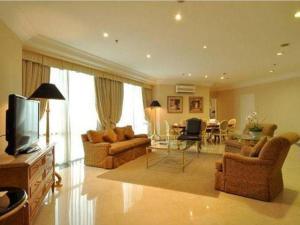 Batavia Apartments, Hotel & Serviced Residences, Апарт-отели  Джакарта - big - 8
