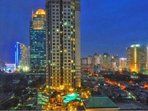 Batavia Apartments, Hotel & Serviced Residences, Апарт-отели  Джакарта - big - 3