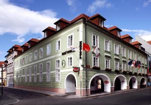 4 hviezdičkový hotel Hotel Malý Pivovar České Budějovice Česko