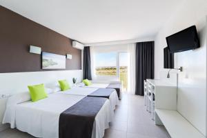 Twin Room Hotel Don Miguel Playa